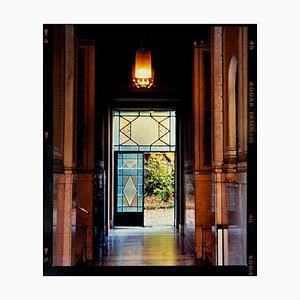 Foyer IV, Mailand, Italienische Architektonische Farbfotografie, 2019