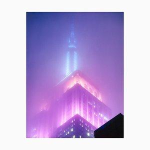 Nomad VII, New York, Zeitgenössische Architektonische Farbfotografie, 2017