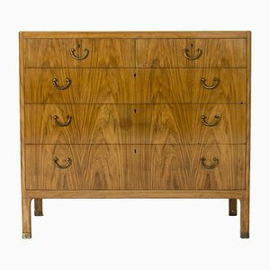 Mahogany Chest of Drawers by Einar Larsson