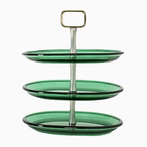 Glass Cake Stand by Josef Frank