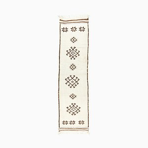 Türkischer Handgeknüpfter Vintage Oushak Wollteppich