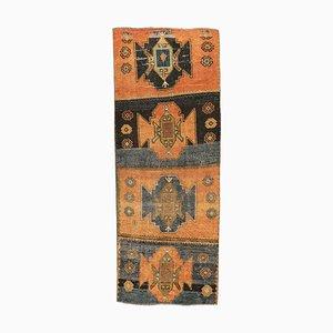 Vintage Turkish Oushak Handmade Wool Carpet