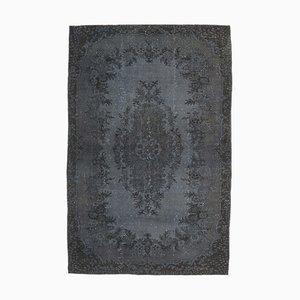 Turkish Vintage Oushak Carpet