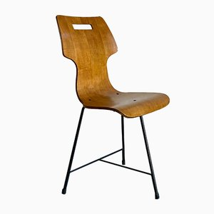 Plywood Dining Chair, 1950s