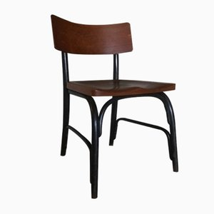 Husum Dining Chair by Frits Schlegel for Fritz Hansen, 1930s