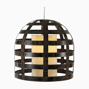 Cage Suspension Lamp by Utu Soulful Lighting