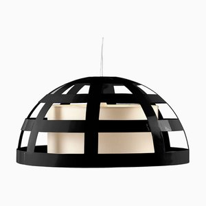 Cage I Suspension Lamp by Utu Soulful Lighting