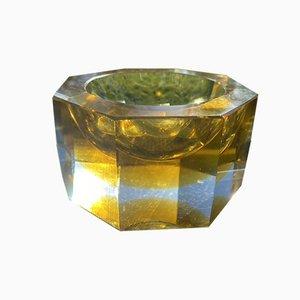 Vintage Vide Poche by Flavio Poli for Made Murano Glass