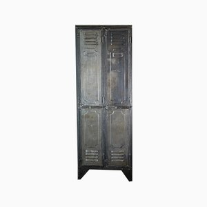 Vintage Metal Locker from Gantois, 1930s