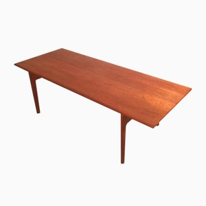 Mid-Century AT-15 Coffee Table by Hans J. Wegner for Andreas Tuck