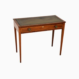 Inlaid Mahogany Writing Desk