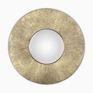 Huli Round Mirror