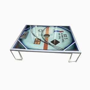 SCX Coffee Table by Peter Klasen, 2000s