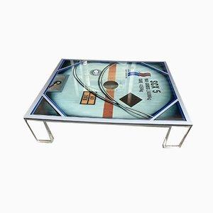 SCX Coffee Table by Peter Klasen, 2000s