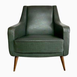 Grüner Sessel von Castelli / Anonima Castelli, 1950er