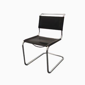 Vintage S33 Stühle von Mart Stam für Thonet, 1940er