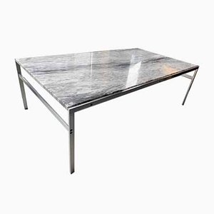Large Marble BO 551 Coffee Table by Preben Fabricius & Jørgen Kastholm for Bo-Ex