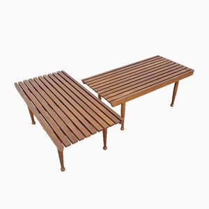 Teak Coffee Table from Stol Kamnik, 1963