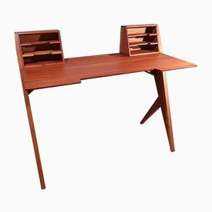 Schreibtisch aus Mahagoni, 2000er