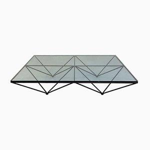 Table Basse Alanda Mid-century Moderne par Paolo Piva pour B & B, Italie, 1980s