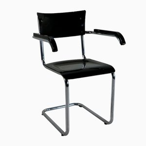 S43F Cantilever Chair by Mart Stam for Thonet, 1950s