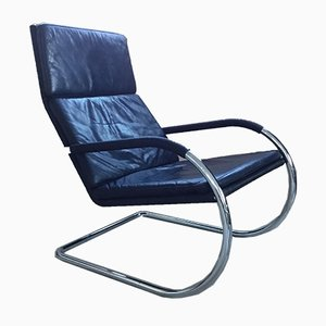 Vintage German D35 Lounge Chair from Anton Lorenz