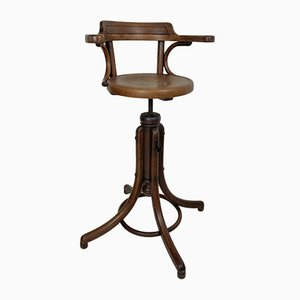 Antique Childrens Barber Chair