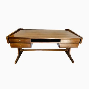 Schreibtisch von Gianfranco Frattini für Bernini, 1960er