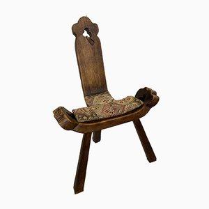 Tripod Birthing Chair, 1950s