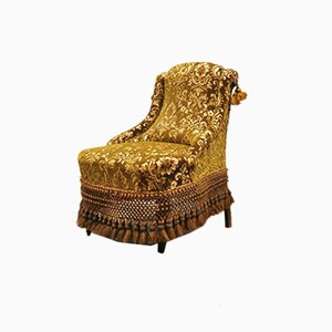 Vintage Baroque Lounge Chair