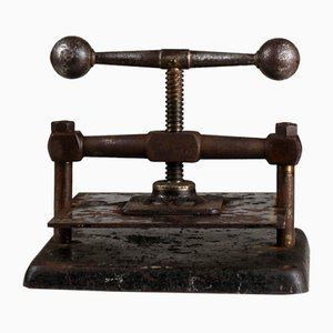 Press for Books, 1800s