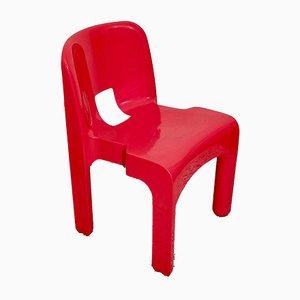 Modell 4860 Universale Stuhl aus Polykarbonat von Joe Colombo für Kartell, 1960er