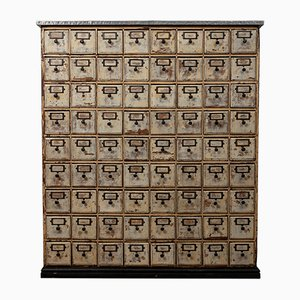 Antique French Apothecary Drawers