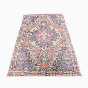 Vintage Handmade Wool Carpet