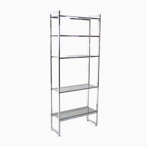 Chrome Minimalist Shelf