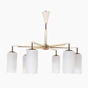 Moderner Kronleuchter mit 6 Leuchten