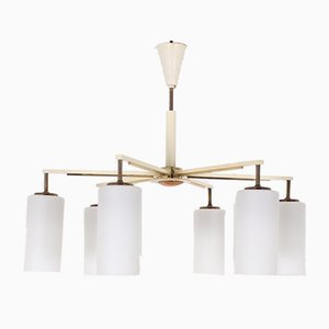 Modernist Chandelier with 6 Lights