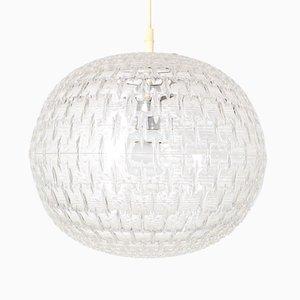 Transparent Suspension Lamp, 1960s