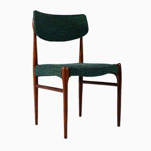 Danish Rosewood Chairs, Set of 6