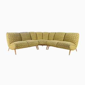 Corner Sofa by Norman Bel Geddes, Set of 3