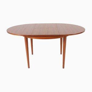Runder Skandinavischer Tisch, 1960er