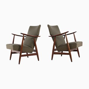 Recliners, 1950s, Set of 2