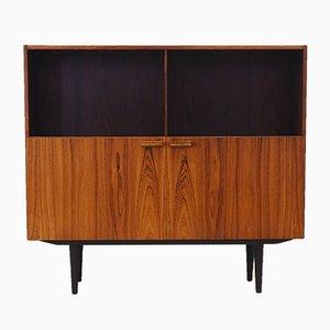 Danish Rosewood Bookcase, 1970s