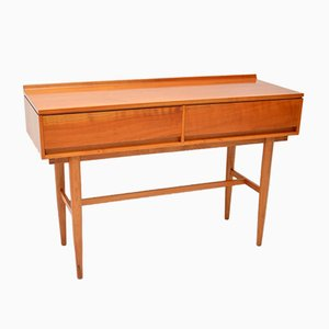 Vintage Satinwood Side Table from Beresford & Hicks, 1960s