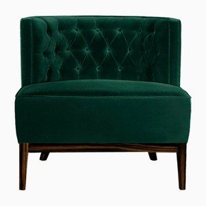 Bourbon Lounge Chair from Covet Paris