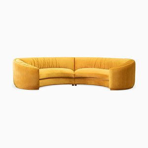 Walles Round Two Sofa from Covet Paris