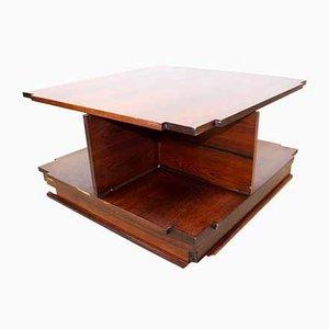 Italian Coffee Table by Fratelli Saporiti, 1960s