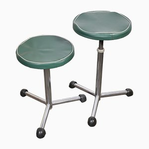 Doctor's Stools from Maquet, 1950s, Set of 2