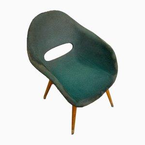 Shell Armchair by Miroslav Navratil, 1960s
