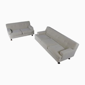 Italian Square Sofa by Marco Zanuso for Arflex, 1962, Set of 2
